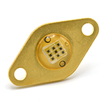 Near IR High Power High-power, near-infrared, light-emitting diodes (near-IRLEDs) from Opto Diode are ideal for surveillance or night vision applications. Our devices produce up to 250mW DC from a single chip; up to 1000mW DC from arrays. Our standard and custom configurations can be tailored to suit your critical output specifications
